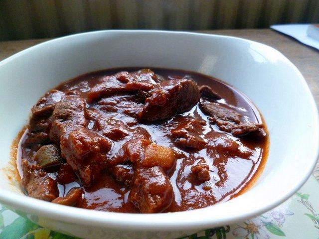 Beef Goulash