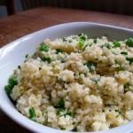 Garden Bulgur Wheat Salad