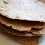 Homemade Chapatis