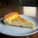 Traditional English Custard Tart