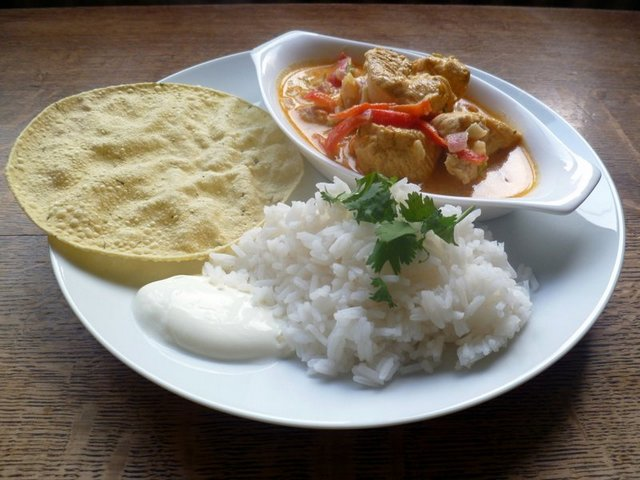 Goan Chicken Curry