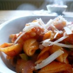 Penne all'arrabiata