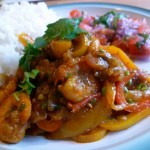 Prawn and Pepper Curry