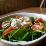 Egg and Rocket Salad