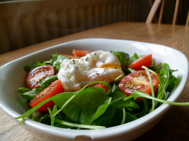 Rocket and Egg Salad