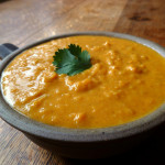 Goan Spiced Sweet Potato Soup