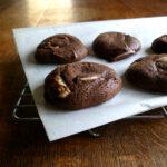 Double Chocolate Cookie Bites