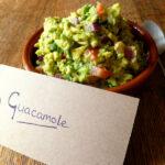 Reassuringly Spicy Guacamole