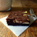 Cheesecake Swirled Chocolate Brownies