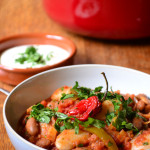 Spiced Bean Casserole