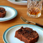 Double Chocolate & Whiskey Banana Bread