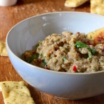 Cumin Spiced Baba Ghanoush