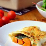 Butternut Squash and Spinach Lasagne