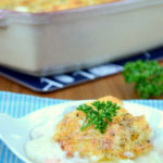 Salmon and Prawn Fish Pie