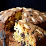 Dundee Cake {2nd Blogiversary}