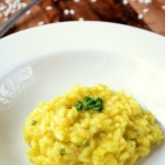 Golden Beetroot Risotto