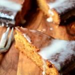 Honey Cake (lekach)