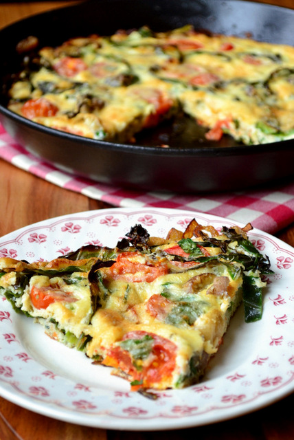Simple Frittata Recipe