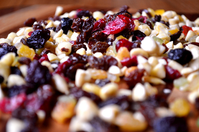 Dried Fruit Florentines