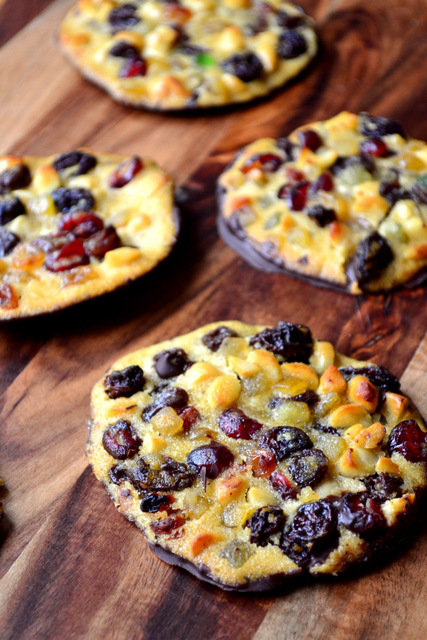 Dried Fruit Florentines