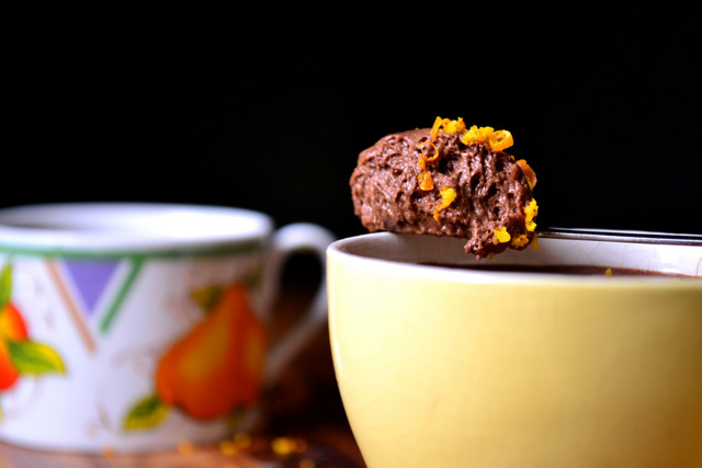 Chocolate Orange Mousse