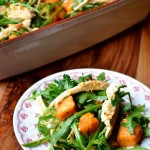 Sweet Potato and Chicken Salad