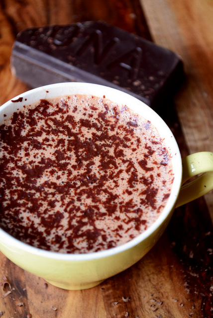 Pure Cocoa Hot Chocolate