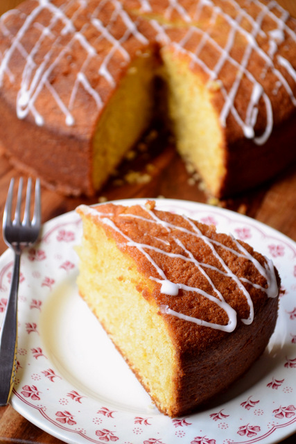 Lemon Drizzle Cake Frugalfeeding Low Budget Family