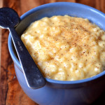 Golden Syrup Rice Pudding
