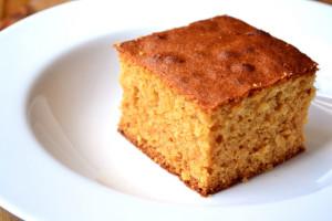Syrup Sponge Cake