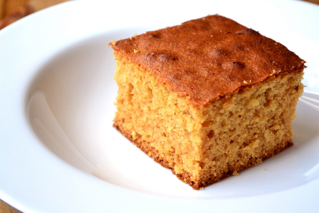 Recipe for Syrup Sponge Cake