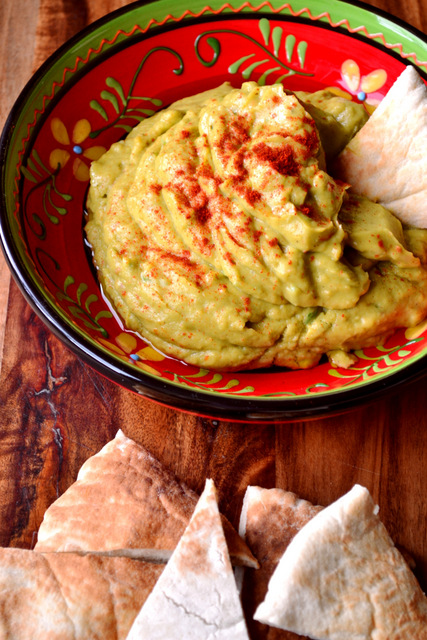 Creamy Guacamole - frugalfeeding | Low Budget Family Recipes, UK Food ...