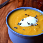 Pumpkin and Sage Soup