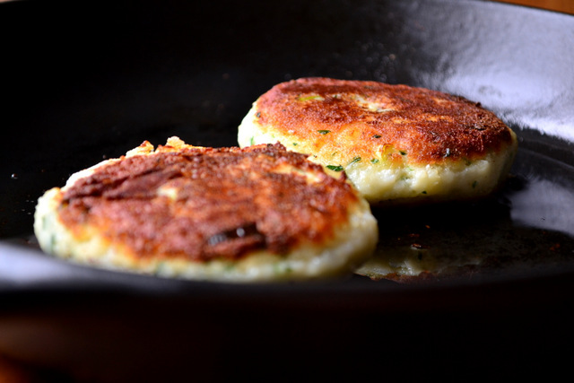 Gluten Free Potato Cakes