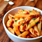 Butterbeans all'Arrabbiata