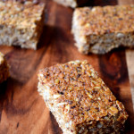 Sunflower Seed Flapjacks