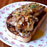 Duck Liver on Toast
