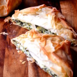 Feta and Spinach Borek