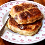 Hot Cross Bun French Toast