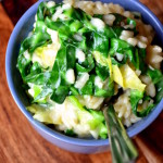 Spring Greens Risotto