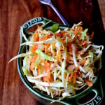 Asian Sesame Seed Slaw