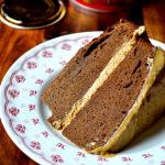Chocolate Treacle Cake
