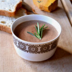 Lamb Liver and Rosemary Pâté