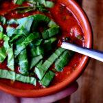 Smoky Tomato and Lentil Soup