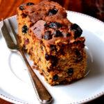 Traditional Irish Porter Cake