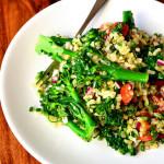 Tenderstem Broccoli Tabbouleh