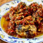 Fresh Herb Chicken Casserole