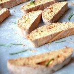Orange and Rosemary Biscotti