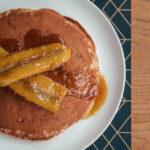 Einkorn Sourdough Pancakes
